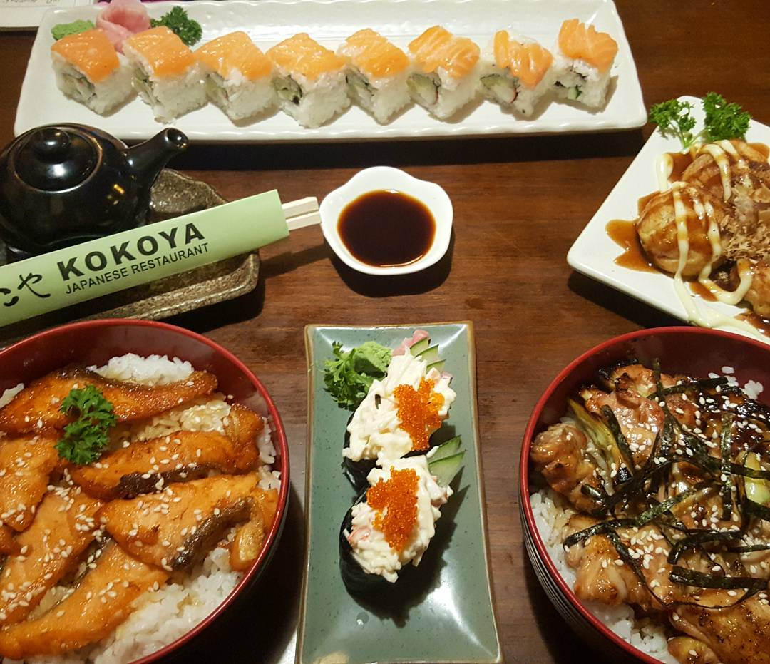 Restoran Kokoya Bali, Nuansa Khas Jepang di Tengah Semaraknya Budaya Bali