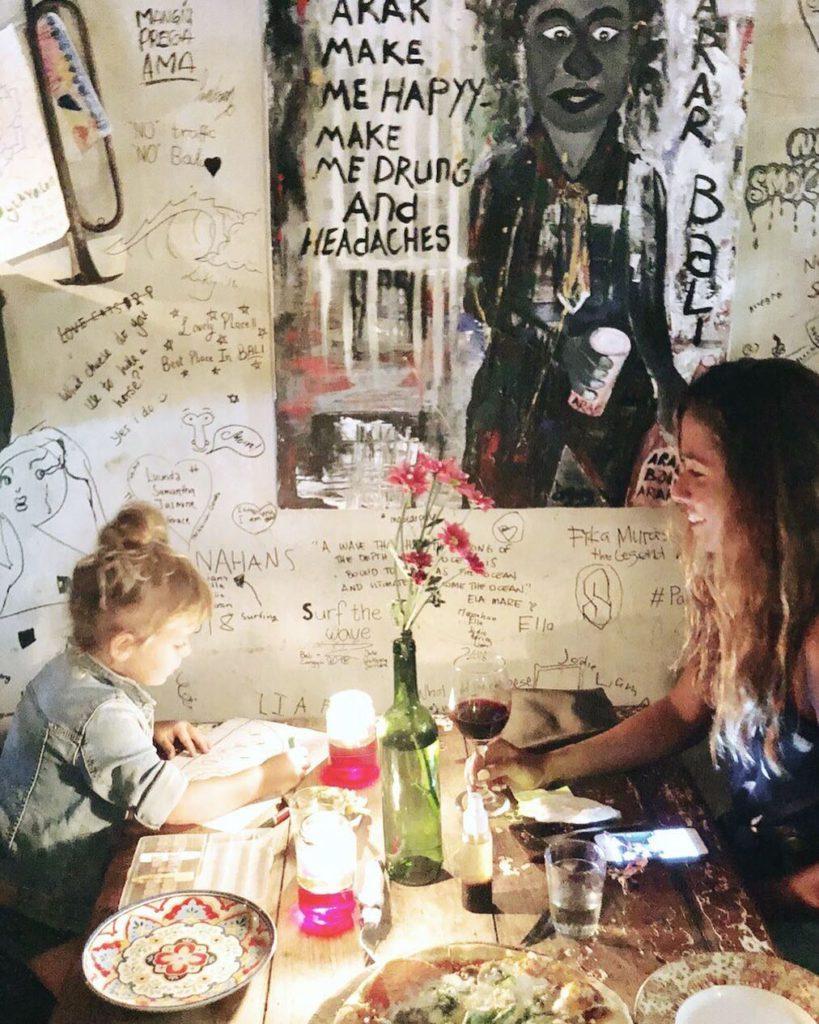 Restoran La Baracca Canggu