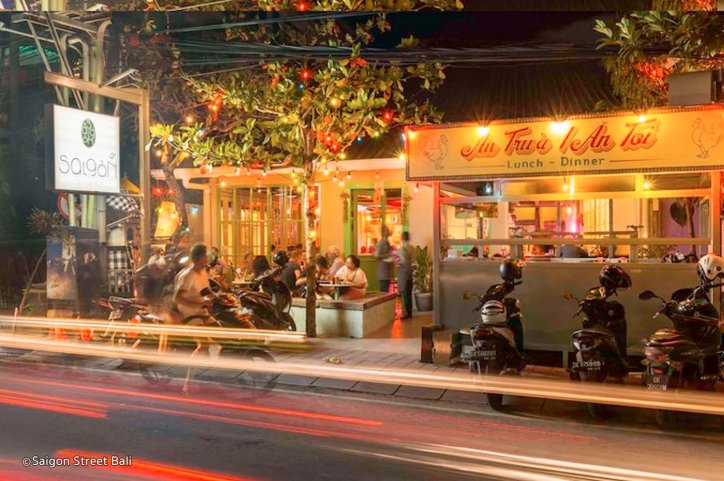 Restoran Saigon Street Bali