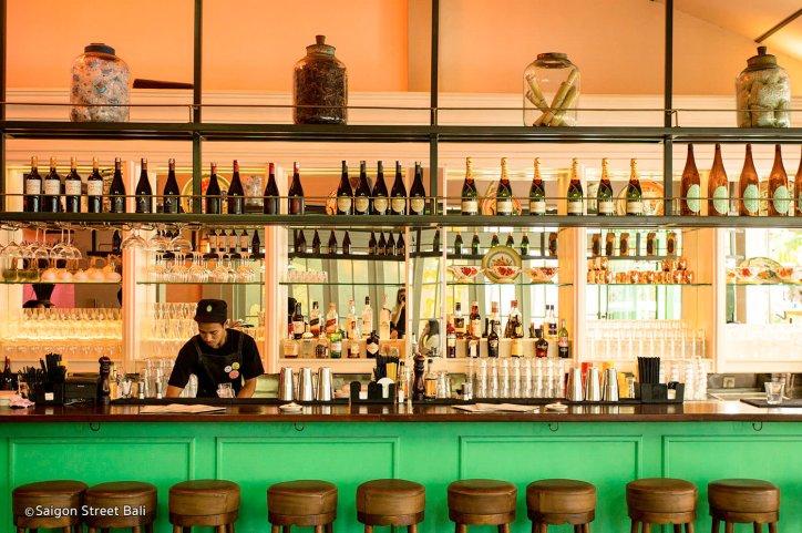 Restoran Saigon Street Bali, Kuliner Khas Vietnam dengan Sentuhan Modern yang Populer di Pulau Dewata