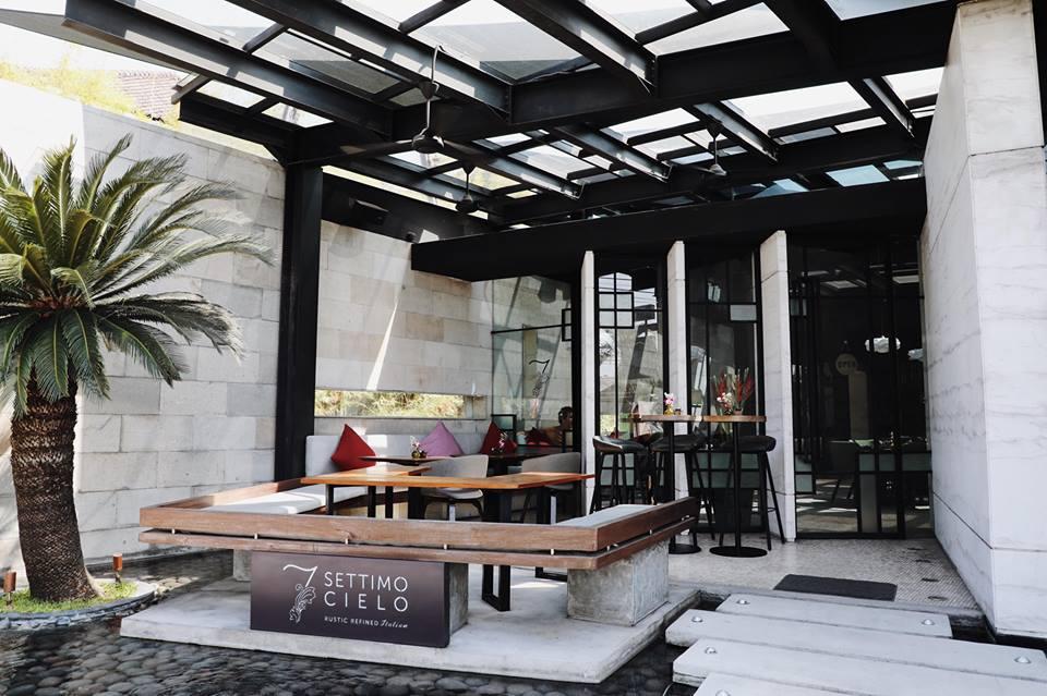 Restoran Settimo Cielo Seminyak 4 » Restoran Settimo Cielo Seminyak, Suasana Menyantap Menu Italia dengan Penuh Kemewahan