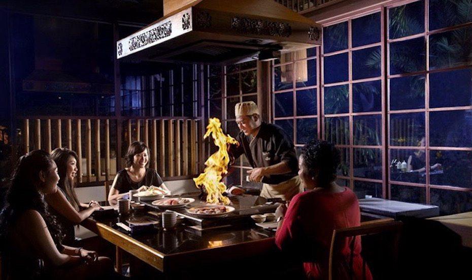 Restoran Teppanyaki di Bali 5 » 5 Rekomendasi Restoran Teppanyaki Khas Jepang di Bali