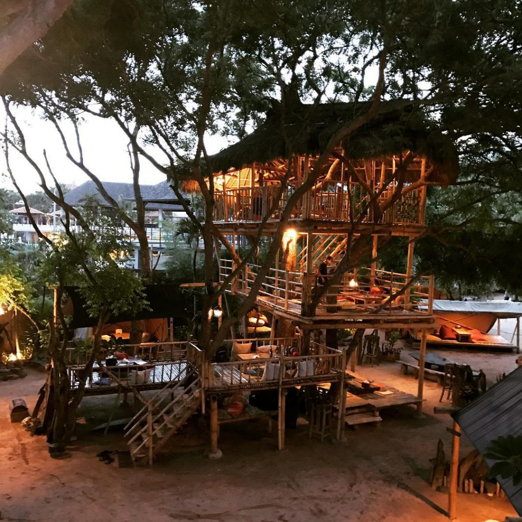 Restoran The Pirates Bay Nusa Dua