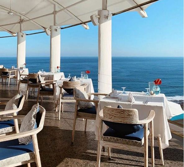 Restoran di Mare Karma Kandara 2 » Restoran di Mare Karma Kandara yang Menawarkan Suasana Romantis Tepi Pantai