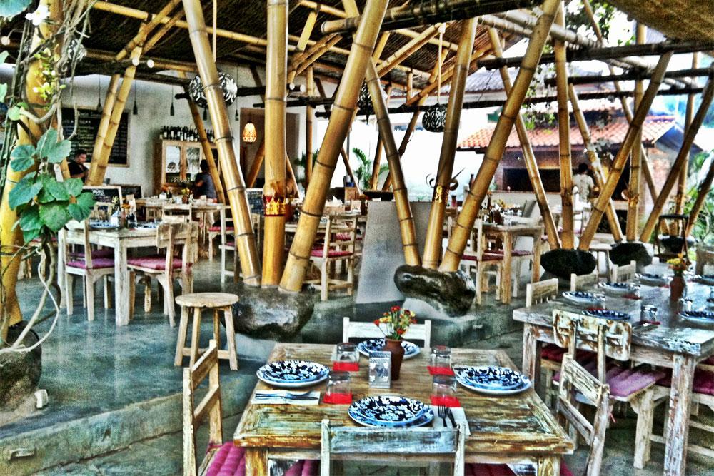 Restoran la Finca Bali 2 » Restoran La Finca Bali, Nuansa Tradisional Pulau Dewata dengan Sajian Menu ala Spanyol