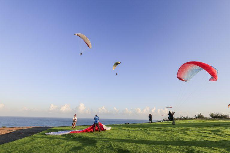 Riug Paragliding Bali