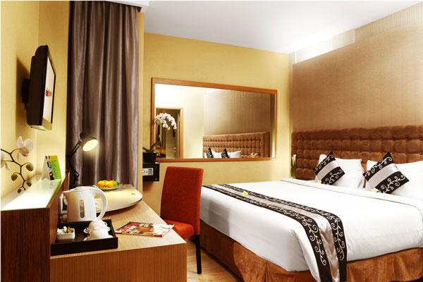 Rivavi Kuta Beach Hotel 2 » Rivavi Kuta Beach Hotel, Hotel Murah di Pusat Keramaian Legian Kuta