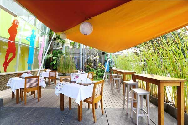 Rivavi Kuta Beach Hotel 5 » Rivavi Kuta Beach Hotel, Hotel Murah di Pusat Keramaian Legian Kuta