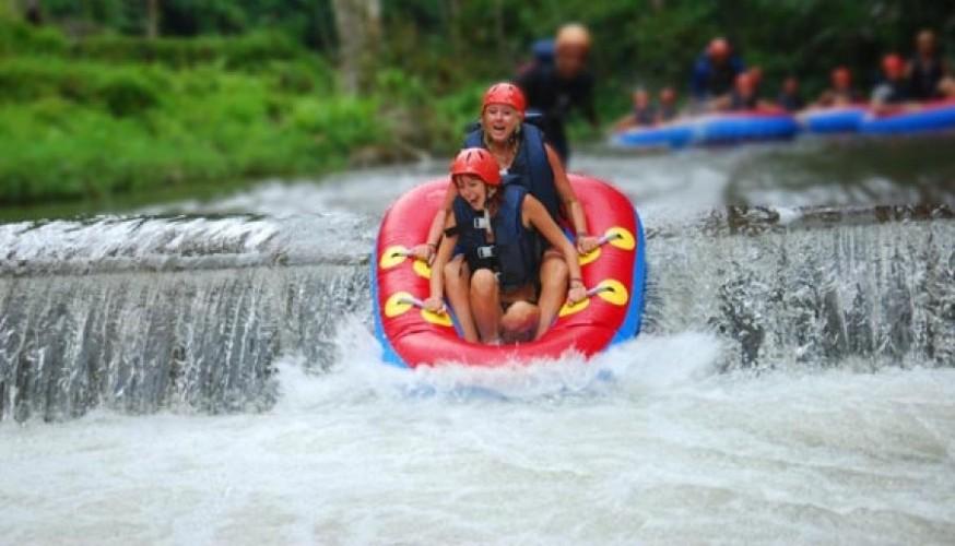 River Tubing Sungai Pakerisan 2 » River Tubing Sungai Pakerisan, Sensasi Unik Penuh Tantangan saat Liburan ke Bali