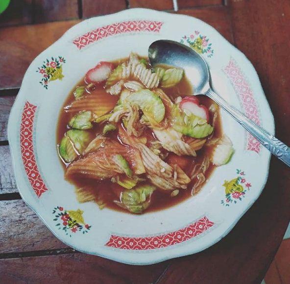 Rujak Kuah Pindang Bu Putu 1 » Rujak Kuah Pindang Bu Putu, Spesialis Kuliner Rujak Khas Bali