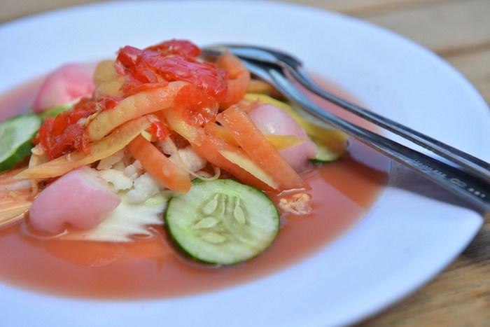 Rujak Kuah Pindang Bu Putu 2 » Rujak Kuah Pindang Bu Putu, Spesialis Kuliner Rujak Khas Bali