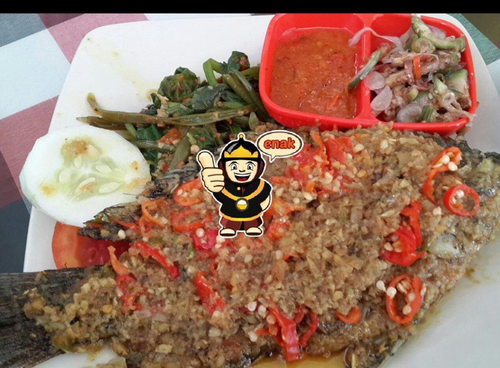 Rumah Makan Pak Bagong Bali 2 1024x754 » Rumah Makan Pak Bagong Bali, Pilihan Makanan Halal Sekaligus Murah untuk Pecinta Kuliner Mujair