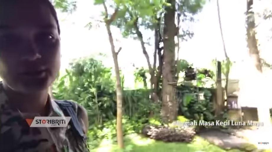 Rumah Masa Kecil Luna Maya di Bali 3 » Mengintip Rumah Masa Kecil Luna Maya di Bali, Sederhana dan Menenangkan