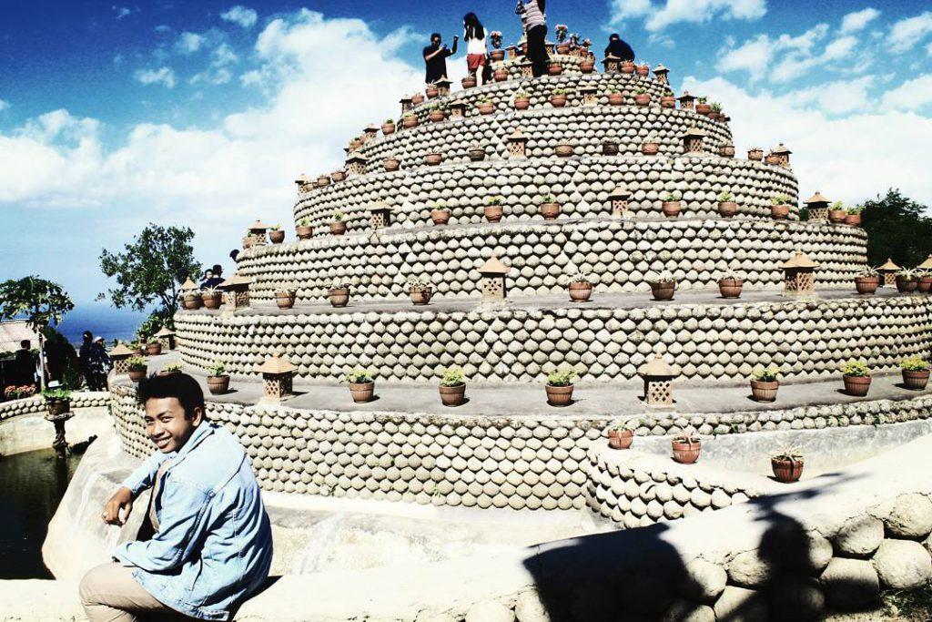 Rumah Pohon Batu Dawa Karangasem