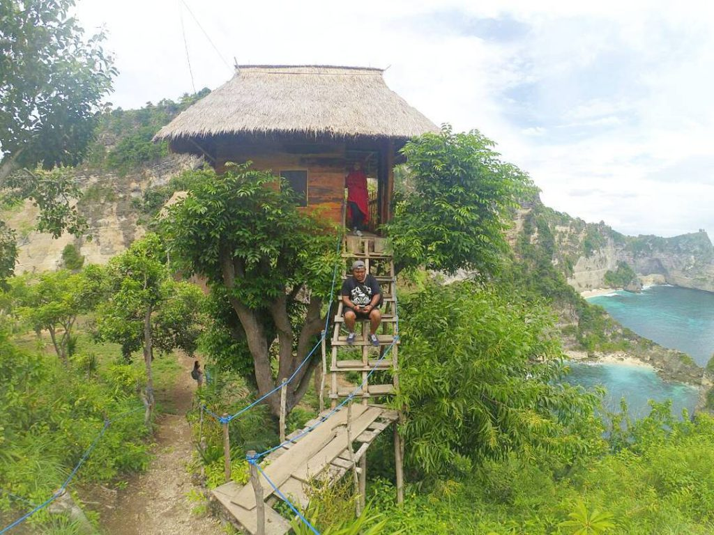 Rumah Pohon Batu Molenteng Atuh Area 3 1024x768 » Rumah Pohon Batu Molenteng Atuh Area, Penginapan dan Tempat Foto Instagramable di Nusa Penida