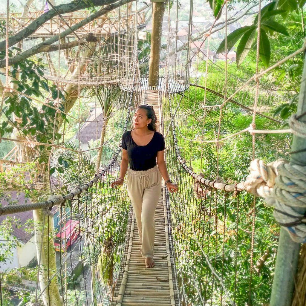 Rumah Pohon Bukit Lemped Karangasem 3 1024x1024 » Menyaksikan Kemegahan Gunung Agung dari Rumah Pohon Bukit Lemped Karangasem