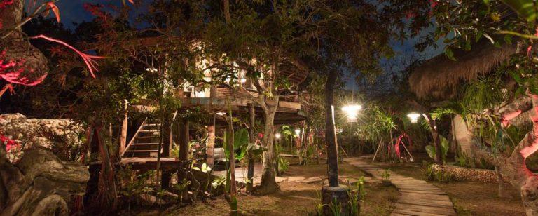 Rumah Pohon Pangeran Cilik Bali
