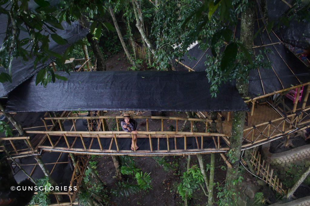 Rumah Pohon Temega Karangasem 2 1024x682 » Rumah Pohon Temega Karangasem, Tempat Rekreasi Dan Edukatif Di Bali