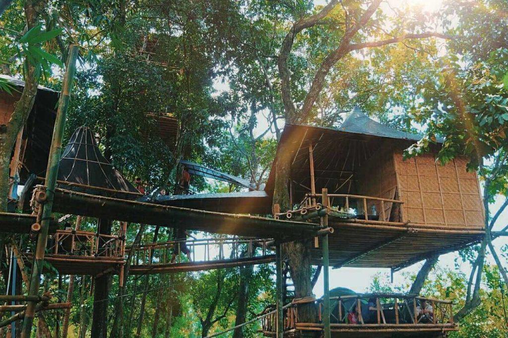 Rumah Pohon Temega Karangasem 3 1024x682 » Rumah Pohon Temega Karangasem, Tempat Rekreasi Dan Edukatif Di Bali