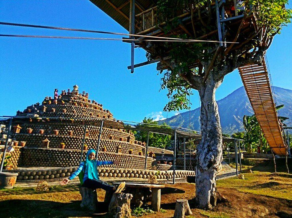 Rumah pohon yang unik 1024x765 » 10 Tempat Wisata di Bali untuk Anak-Anak yang Seru dan Menarik