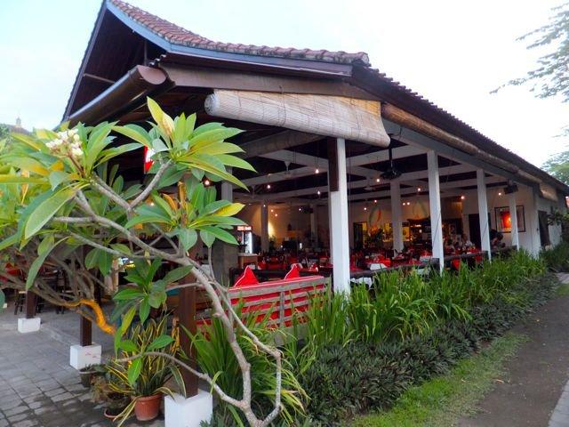 Rustica Cucina Italiana Bali 1 » Rustica Cucina Italiana Bali, Beragam Kuliner Lezat Berpadu dengan Interior Minimalis