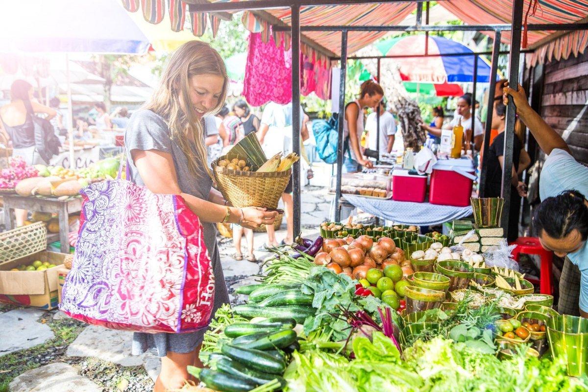 Samadi Sunday Market Canggu, Cara Seru dan Murah Menikmati Minggu Pagi di Bali