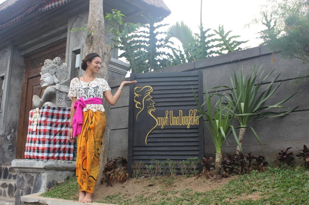 Sangeh Uma Dong Loka Villa 4 1024x682 » Sangeh Uma Dong Loka Villa, Penginapan yang Cocok untuk Pencinta Binatang di Bali