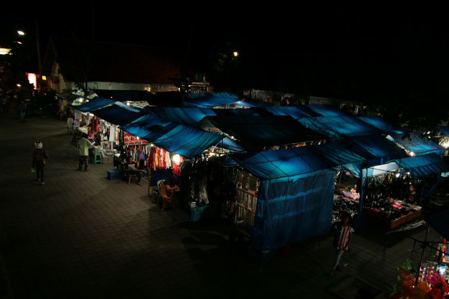 Sanur Night Market 1 » Berkeliling Sanur Night Market Alias Pasar Malam Sindu, Aktivitas Antimainstream di Bali