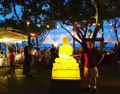 sanur night market