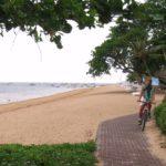 Sanur Street Beach Walk