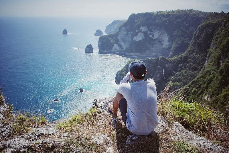 Saren Cliff Point Nusa Penida 1 » Saren Cliff Point Nusa Penida, Tebing dengan Pemandangan Memukau di Bali