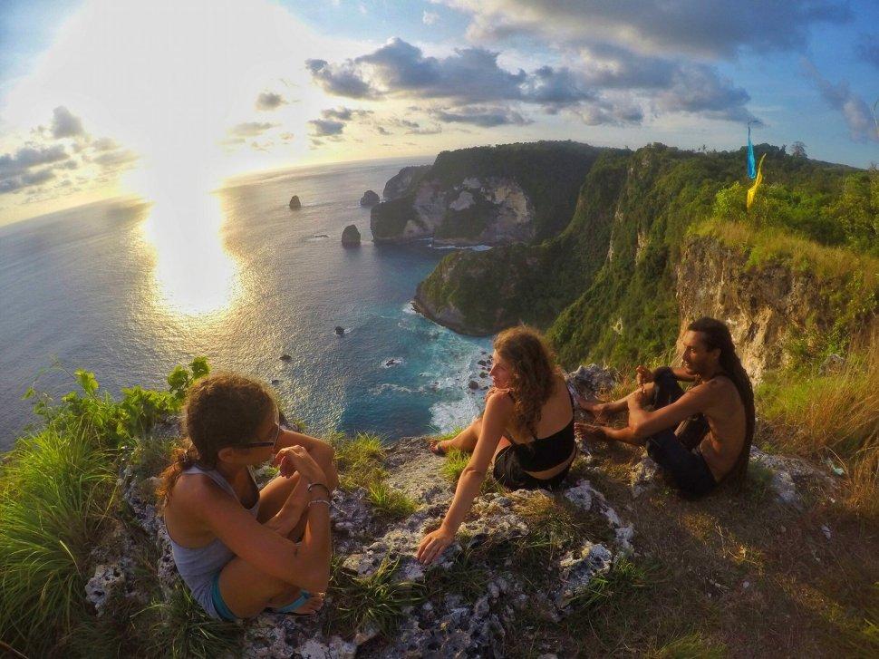 Saren Cliff Point Nusa Penida, Tebing dengan Pemandangan Memukau di Bali