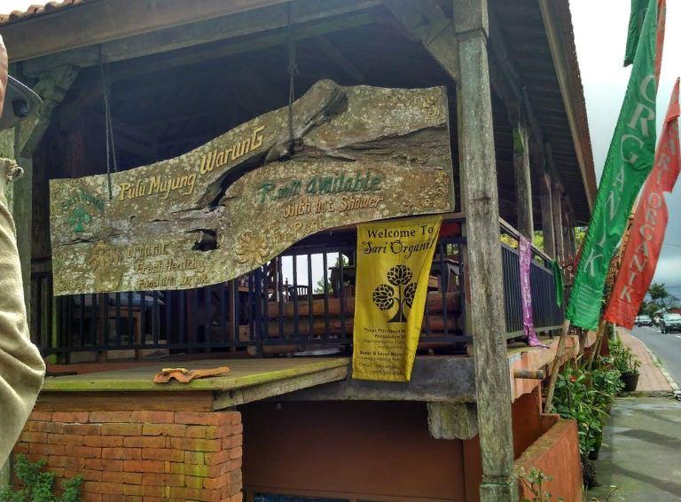 Sari Organik Pulu Mujung Warung Kintamani 4 » Kulineran Enak di Sari Organik Pulu Mujung Warung Kintamani Sambil Menyaksikan Keindahan Gunung Batur