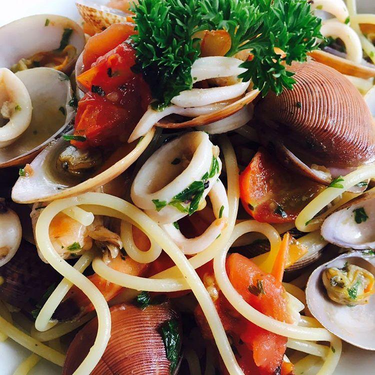 Sasa Ristorante Italiano 3 » Sasa Ristorante Italiano, Suguhan Makanan Italia di Pantai Double Six Seminyak