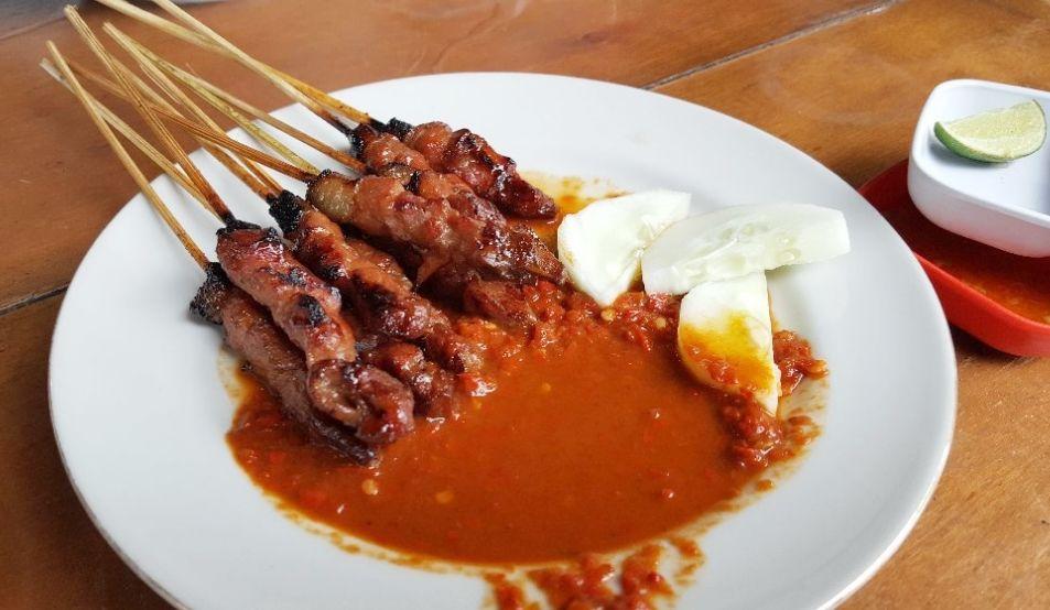 Sate Khas Bali 3 » 5 Kuliner Sate Khas Bali yang Enak dan Menggoda untuk Dicicipi
