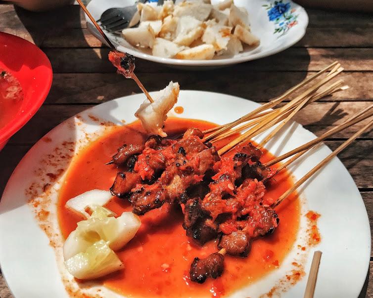 Sate Plecing Khas Bali 2 » Sate Plecing Khas Bali, Kuliner Sate yang Enak untuk Pencinta Makanan Pedas