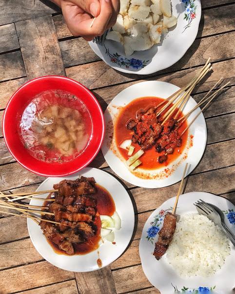 Sate Plecing Khas Bali, Kuliner Sate yang Enak untuk Pencinta Makanan Pedas