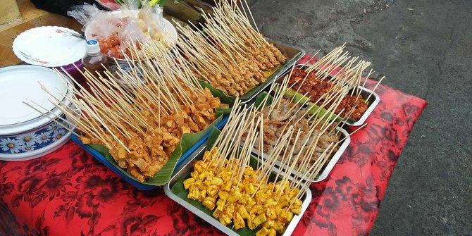 Sate Susu Sapi Khas Bali 2 » Sate Susu Sapi Khas Bali, Kuliner Halal yang Favorit saat Bulan Puasa