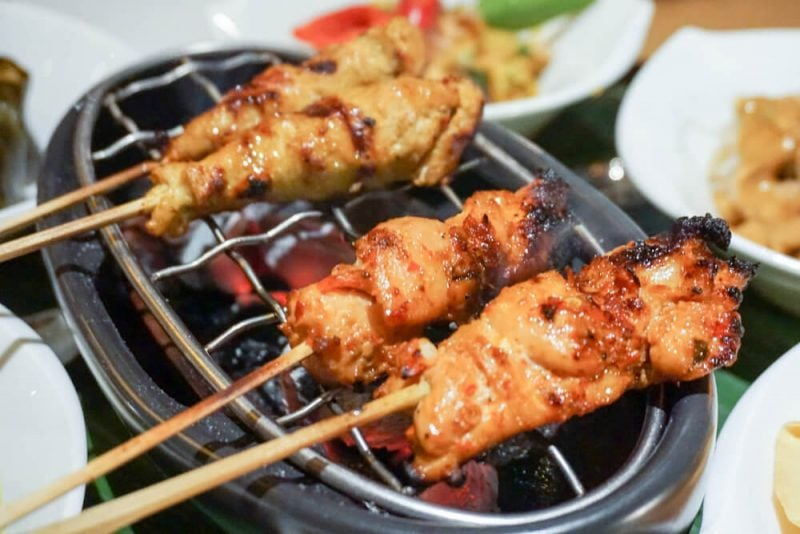Sate kablet khas Bali 1 » Sate Kablet Khas Bali, Kuliner Sate yang Enak dan Menyehatkan