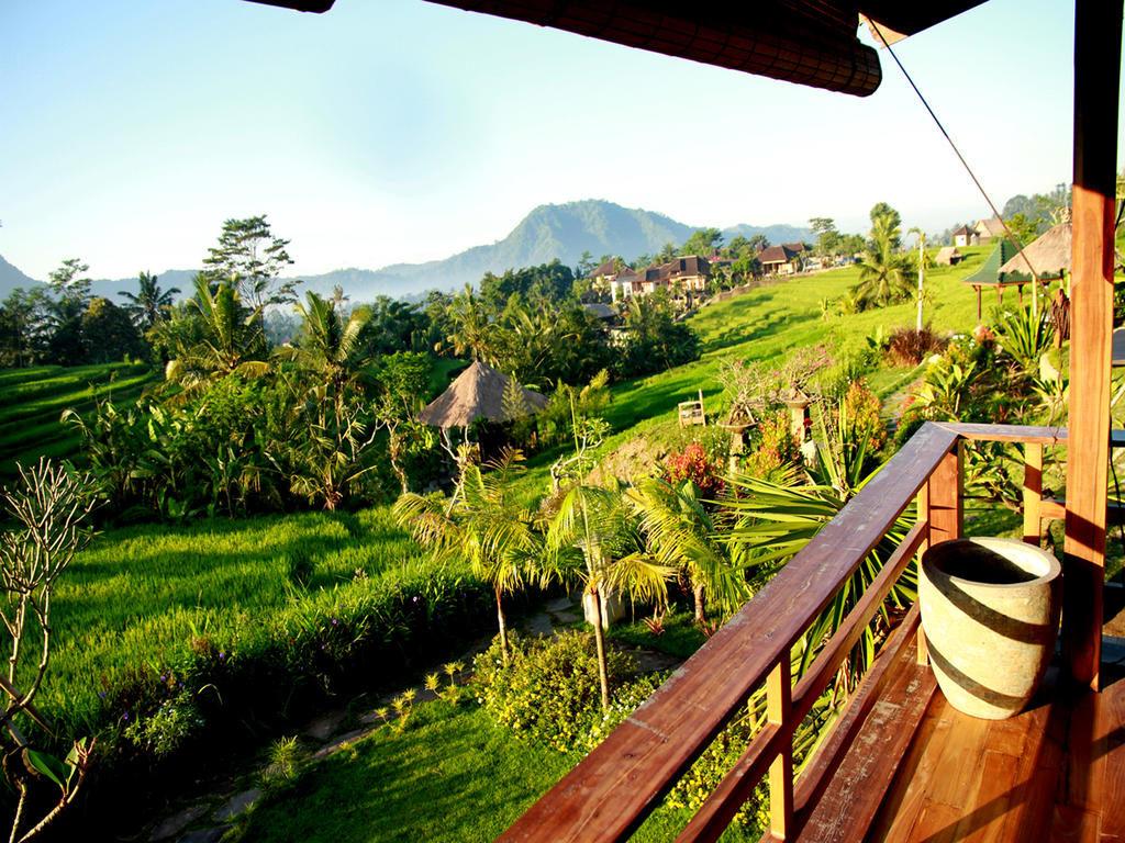Sawah Indah Villa Ubud 2 1024x768 » Sawah Indah Villa Ubud, Penginapan yang Nyaman Dikelilingi Hamparan Sawah dan Pegunungan