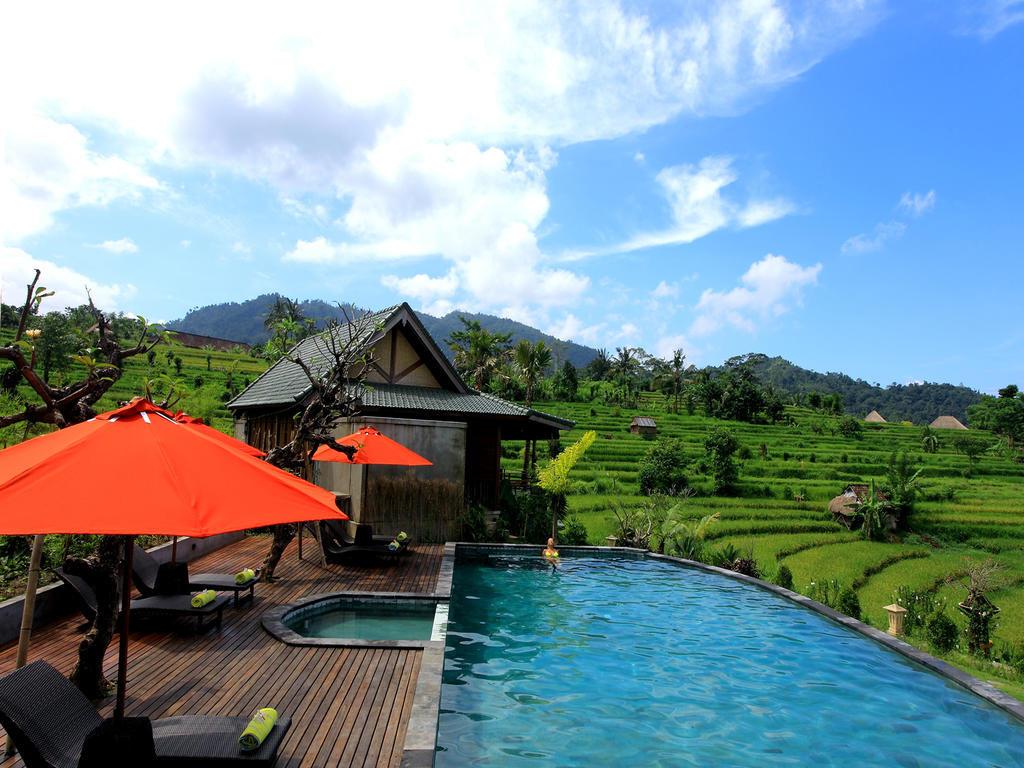 Sawah Indah Villa Ubud 5 1024x768 » Sawah Indah Villa Ubud, Penginapan yang Nyaman Dikelilingi Hamparan Sawah dan Pegunungan