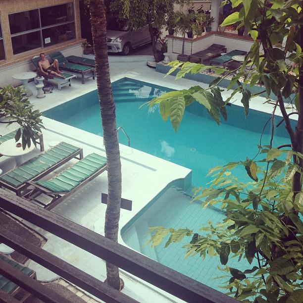 Sayang Maha Mertha Hotel Legian 3 » Sayang Maha Mertha Hotel Legian, Tempat Menginap Murah 100 Ribuan dengan Fasilitas Kolam Renang