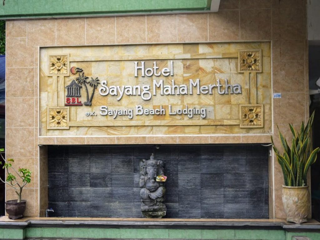 Sayang Maha Mertha Hotel Legian 4 1024x768 » Sayang Maha Mertha Hotel Legian, Tempat Menginap Murah 100 Ribuan dengan Fasilitas Kolam Renang