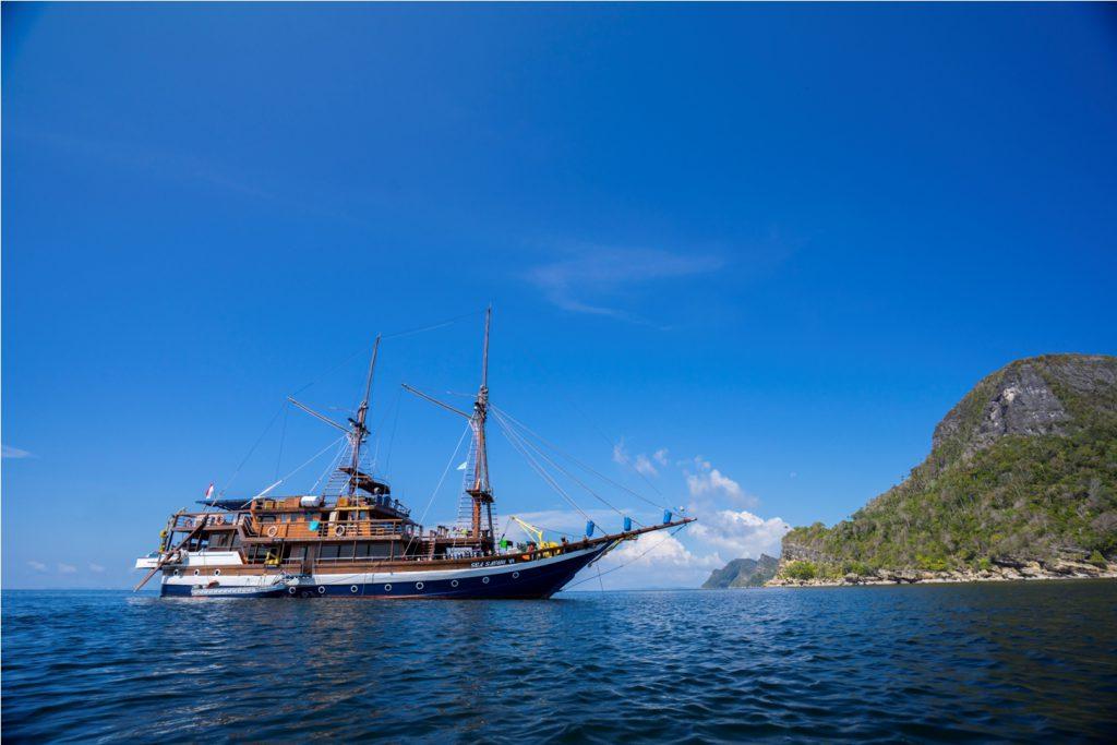 Sea Safari Cruise Bali 1 1024x683 » Sea Safari Cruise Bali, Pilihan Liburan Asyik Berkeliling Pulau-Pulau di Sekitar Pulau Dewata