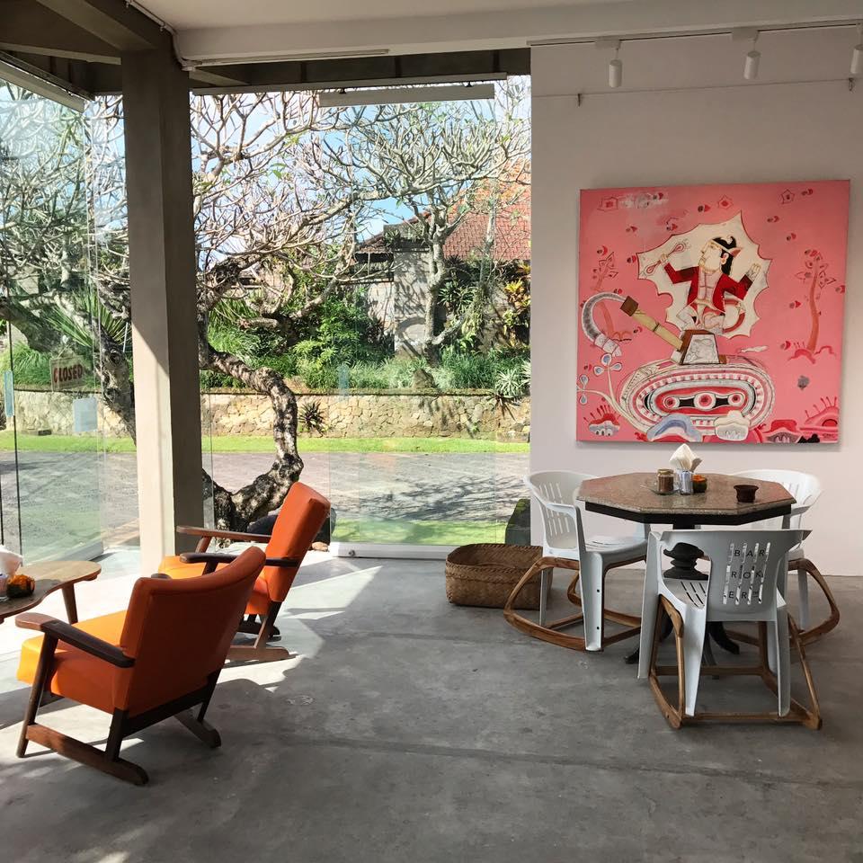 Seniman Coffee Studio Ubud 2 » Seniman Coffee Studio Ubud, Coffee Shop dengan Suasana Menenangkan yang Penuh Seni