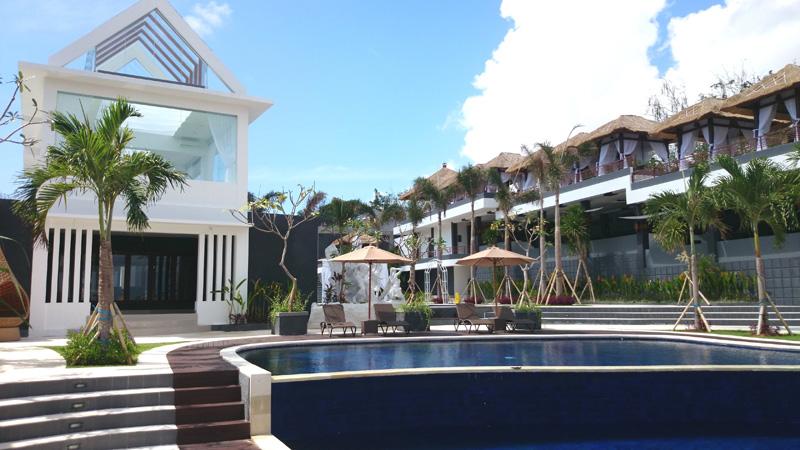 Seven Angels Villa Nusa Dua, Hotel Mewah yang Memberikan Nuansa Romantis dan Eksklusif