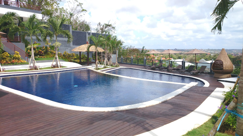 Seven Angels Villa Nusa Dua 2 » Seven Angels Villa Nusa Dua, Hotel Mewah yang Memberikan Nuansa Romantis dan Eksklusif