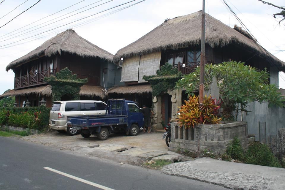 Seven Sky Hostel Ubud 2 » Seven Sky Hostel Ubud - Penginapan Murah Rp75 Ribuan dengan Kolam Renang dan Lokasi Strategis