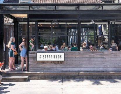 Sisterfields Cafe Seminyak