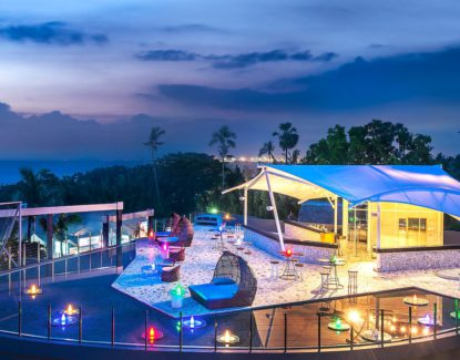 Smoqee Lounge and Skybar Jimbaran